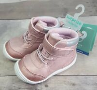 NEW! Baby Girls 4 Surprize by Stride Rite Archer Sneakers Boots Pink