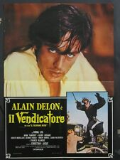 La TULIPE NOIRE BLACK TULIP Italian 1F movie poster ALAIN DELON VIRNA LISI R72