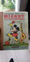 MICKEY ET LE PRINCE MALALAPATTE LES ALBUMS HOP-LA EDITION DISNEY HACHETTE 1935