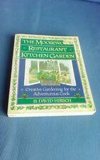 The Moosewood Restaurant Kitchen Garden by David Hirsch 1992 Illustrated