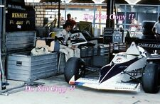 Nelson Piquet Brabham BT52 Winner Brazilian Grand Prix 1983 Photograph 2