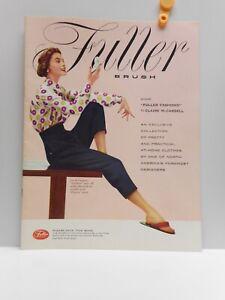 Vintage - FULLER BRUSH Catalog & Price List - FULLER BRUSH Co.- Hamilton Canada