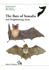 The Bats of Somalia and Neighboring Areas
