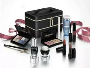 Lancome Holiday Starlight Sparkle Glow Collection 10 Full S🌹Beauty Box Set