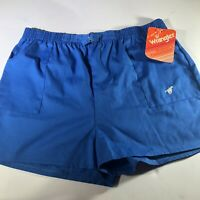 Wrangler Shorts Size 38 Vintage NWT Dead stock Casual wear