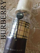 100%AUTHENTIC BEYOND RARE BABY BURBERRY SIGNATURE BOTTLE  ONLY 1onEBAY WORLDWIDE