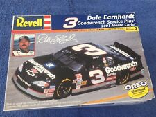 1/24 Revell Dale Earnhardt Chevy Monte Carlo Goodwrench