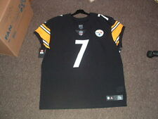 dc51818ea BEN ROETHLISBERGER 7 STEELERS Nike Vapor Untouchable Elite Football Jersey  sz 52
