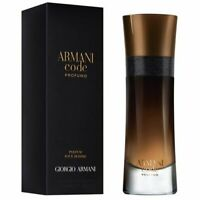 Armani Code Profumo Giorgio Armani Spray 2.0 Oz (60 Ml) Mens