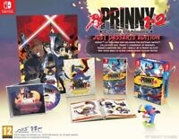 Prinny 1 & 2: Exploded and Reloaded (Just Dessert Edition) Nintendo Switch New