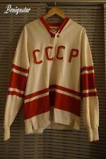 Soviet CCCP Summit Series Ice Hockey Jersey 1972 Film Prop