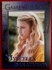GAME OF THRONES - Season 5 - Card #92 - MYRCELLA BARATHEON - Rittenhouse 2016