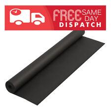 Black Kraft Packaging Paper Roll 760mm wide 80 GSM PLz /choose length 5-100M/