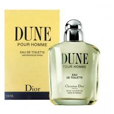 Dune Cologne Men Perfume By Christian Dior 3.4 oz 100 ml Eau De Toilette NIB