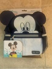Disney Mickey Mouse Mini Backpack Harness Safety Straps New in Package