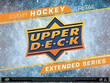 2020/21 Upper Deck Extended serie Hockey 24-Pack Caja Preventa-lanzamiento de junio