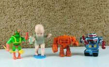 4 x Disney/Pixar Toy Story 3 TWITCH, BIG BABY, SPARKS, CHUNK Mattel Figures