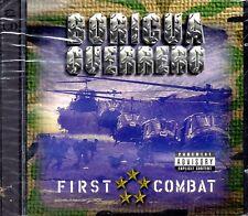 "BORICUA GUERRERO  "" FIRST COMBAT"" - DOBLE CD"