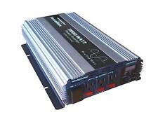 VertaMax 3000 Watt (6000W) Pure Sine Wave Power Inverter 12V Battery RV, Solar