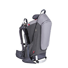 Phil 26amp Teds Escape Baby Carrier Charcoal/charcoal