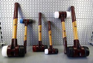 SIMPLEX Schonhammer Hammer verschiedene Varianten 30, 40, 50, 60, 80