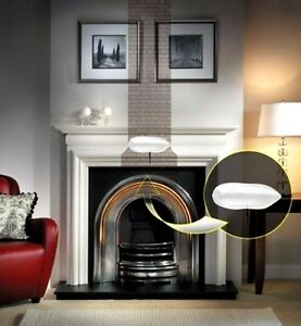 Universal Chimney Fireplace Draught Draft Excluder Balloon up to 70cm x 40cm