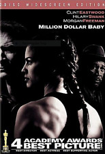 Full Screen Million Dollar Baby 2004 Film Pg 13 Rated Dvds Blu Ray Discs For Sale Ebay