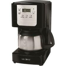 Mr. Coffee JWX9 5 Cup Programmable Coffee Maker With Stainless Carafe