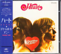 cd japan Heart Doreamboat Annie 1987 Japan CD 1st Press With Obi Very Rare