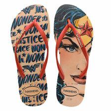 Sandali e scarpe rosse Havaianas per il mare da donna
