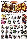 USED Super Mario RPG-Super Famicom Game Guide Art Book