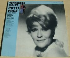 PATTI PAGE TENNESSEE WALTZ DOGGIE IN THE WINDOW ALBUM 1971 PICKWICK SPC-3277