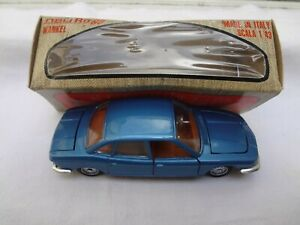 jouet ancien dinky toys voiture 1/ 43 MEBETOYS ITALY NSURO 80 wankel  A -37