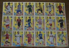 Topps Match Attax Extra 17/18 All 18 tooor ! Cards Complete 2017/2018