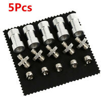 "5Pcs 1/4""to3/8"" Thread Screw Mount Adapter for Camera Flash Tripod Light Stand/*"