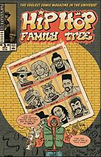 HIP HOP FAMILY TREE #3  FANTAGRAPHICS  Ed Piskor grand design X-MEN COVER A