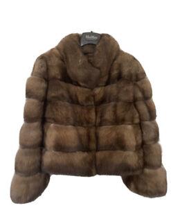 Russian Sable Fur Coat, jacket (real)