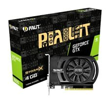 Palit GeForce GTX 1650 4GB StormX Boost Graphics Card