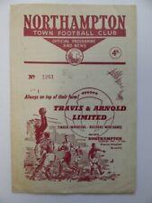 More details for northampton town vs bradford park avenue | 1961/1962 | division three