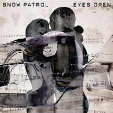 SNOW PATROL - EYES OPEN (GERMAN VERSION)  CD NEU
