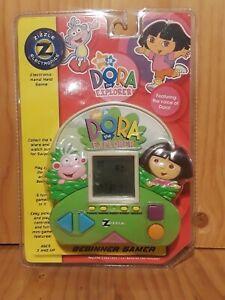 2006 ZIZZLE DORA THE EXPLORER HANDHELD ELECTRONIC GAME NEW NOS Nick Jr. Vintage