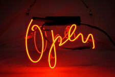 """New Special Open Neon Light Sign Lamp Beer Pub Acrylic 14"""""""