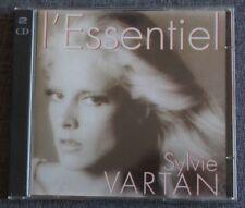 CD de musique en album compilation Sylvie Vartan