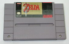 Super Nintendo SNES The Legend of Zelda A Link to the Past Working