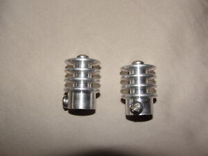 Eimac Style  Cap HR-6,  Fits 3-500Z Tube, New! Auction is for 2 Caps