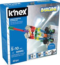 K'nex 17021 Imagine Set Space Shuttle Construction-60 Pieces-Ages 5-10 Toy,