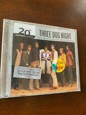 Three Dog Night: The Millennium Collection 20th Century Masters, 2000 Brand New
