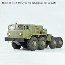 CROSS Military Truck KIT ESC UBEC Motor Sound RC BC8A Mammoth 8*8 Car 1/12 Model
