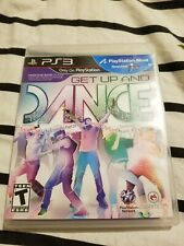 Get Up and Dance (PlayStation 3, PS3)