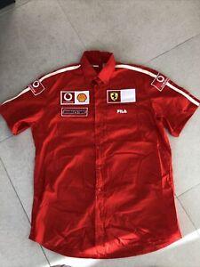 Ferrari F1 Team shirt XXL